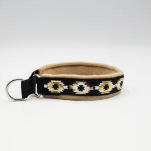 Personligt hundhalsband 2cm