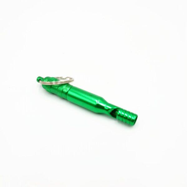 Grön överljudspipa