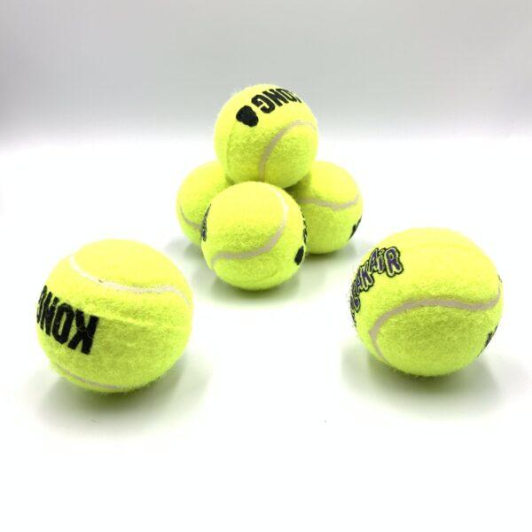 Kong Squeakair tennisboll