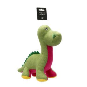 Brontosaurus Hundleksak